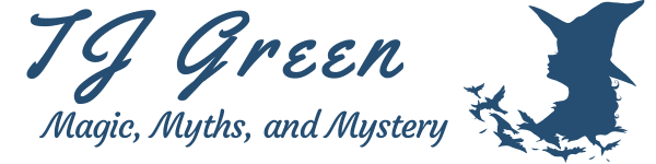 TJ Green – Magic, Myths, and Mystery